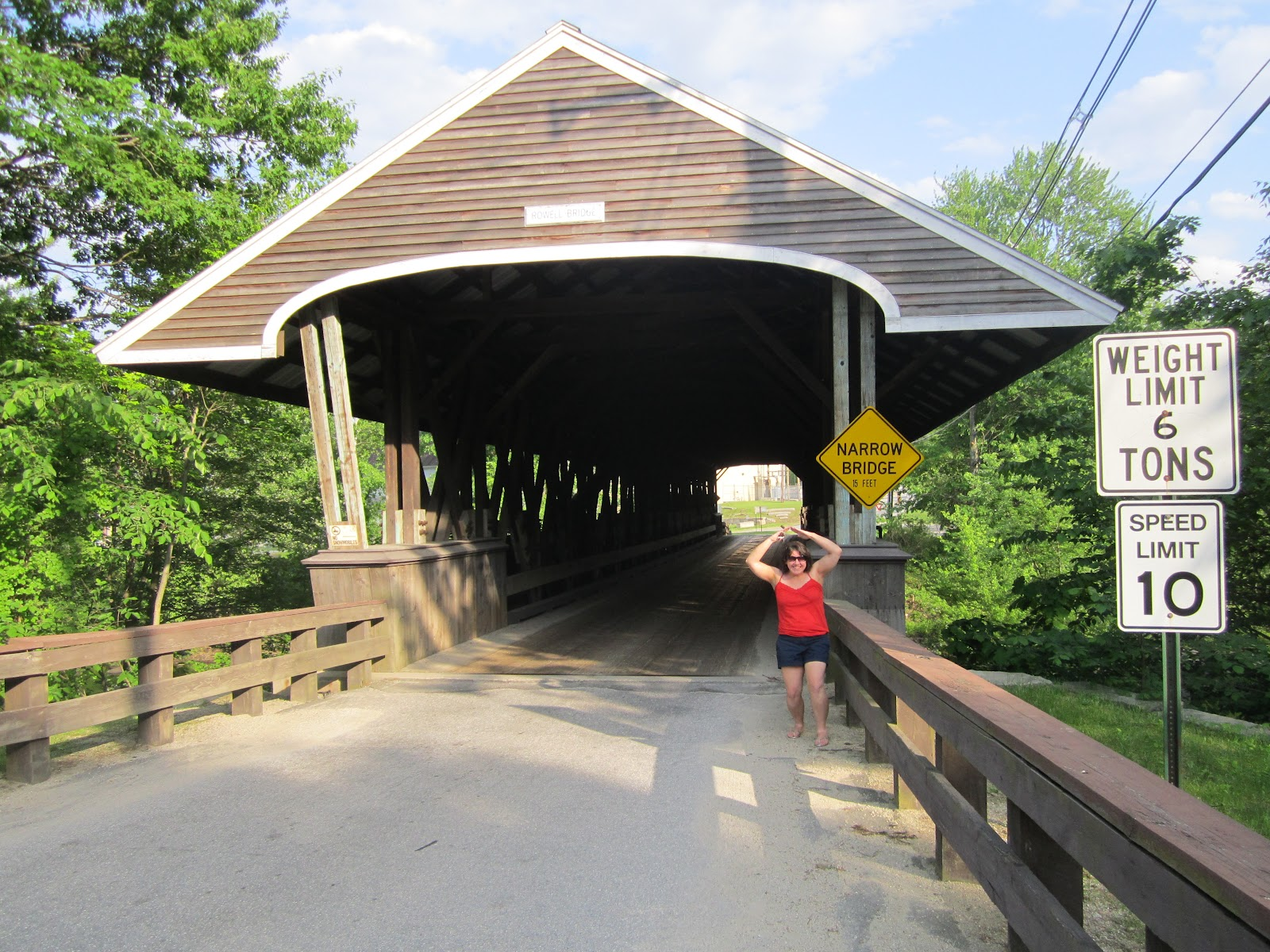 Nh Covered Bridge Challenge Takes On New