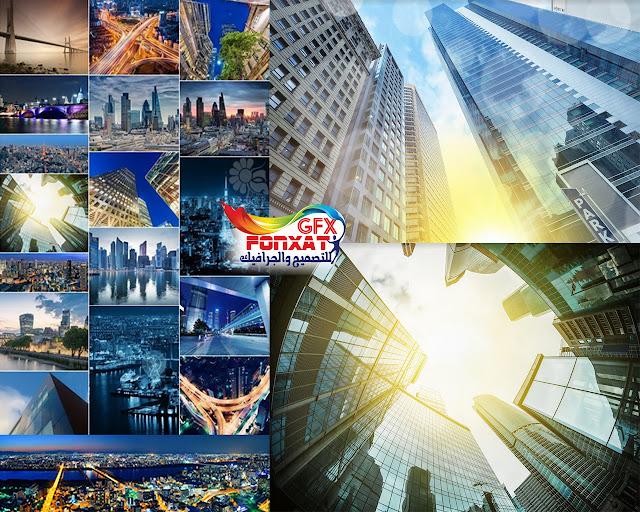 صور ابنية وعقارات عملاقة بجودة HD عالية الجودة