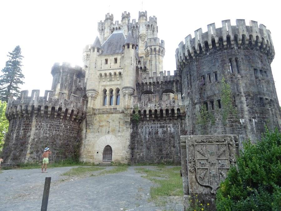 Castillo de Butrón, Vizcaya