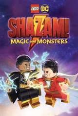 LEGO DC: Shazam - Magia e Monstros - Dublado
