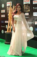 Prajna Actress in backless Cream Choli and transparent saree at IIFA Utsavam Awards 2017 0121.JPG