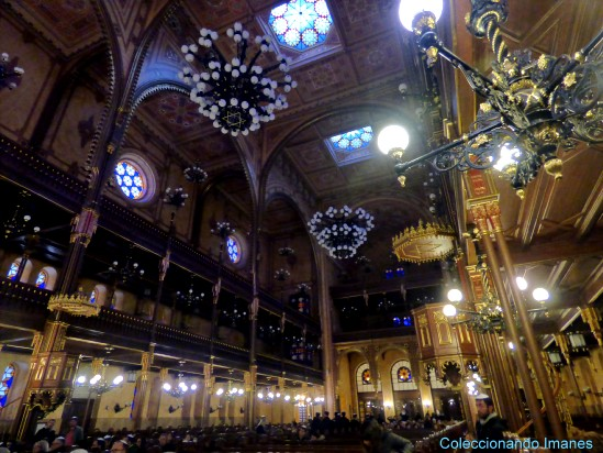 La segunda sinagoga más grande del mundo