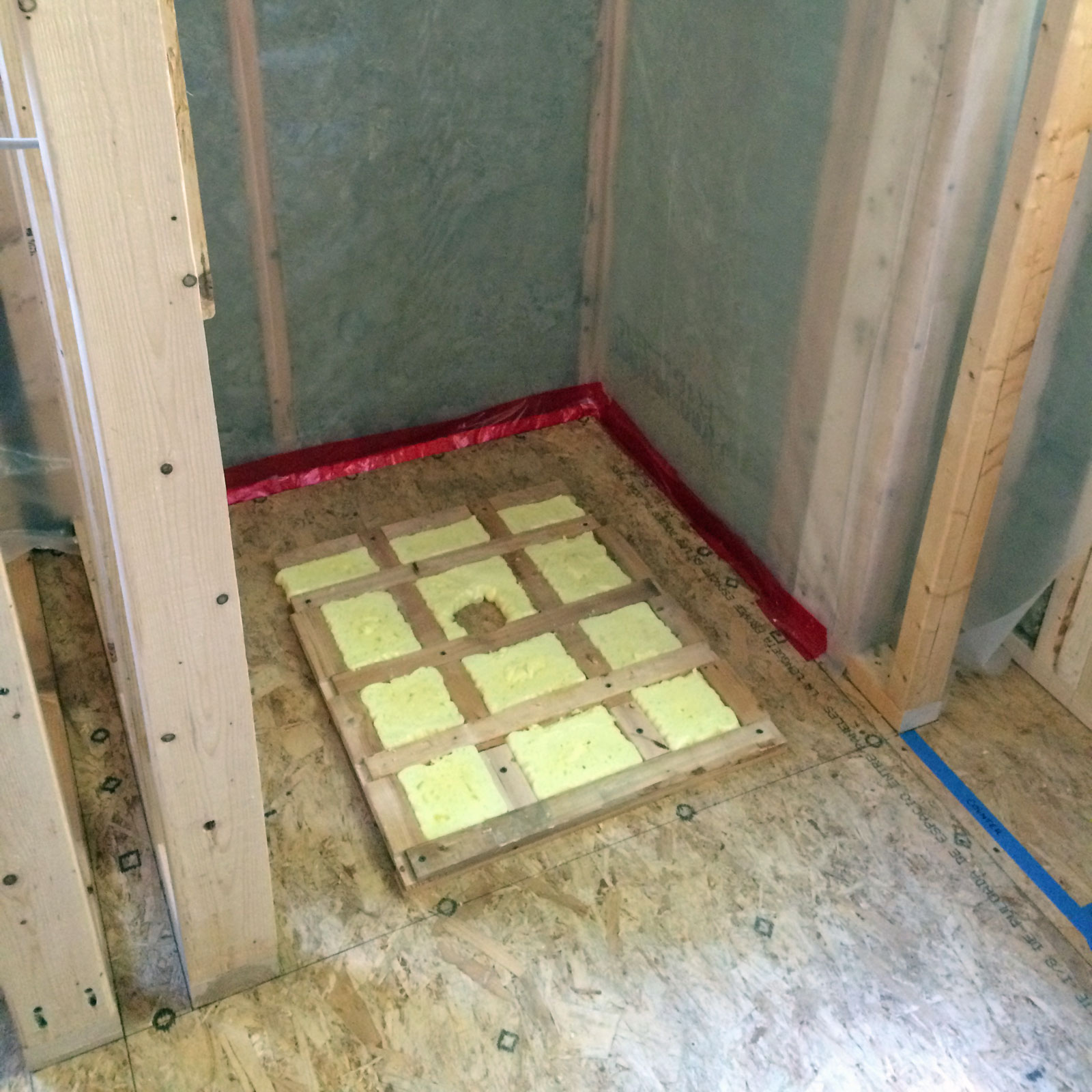 RiverEdge: Insulation & Vapor Barrier--Walls & Ceiling--2