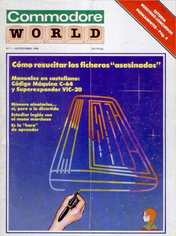 Commodore World #07 (07)