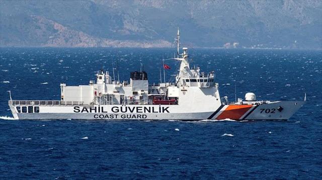 OTAN: 50 buques están espiando a EEUU en el mar Egeo