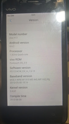 Vivo Y11 Flash File Gsm Forum