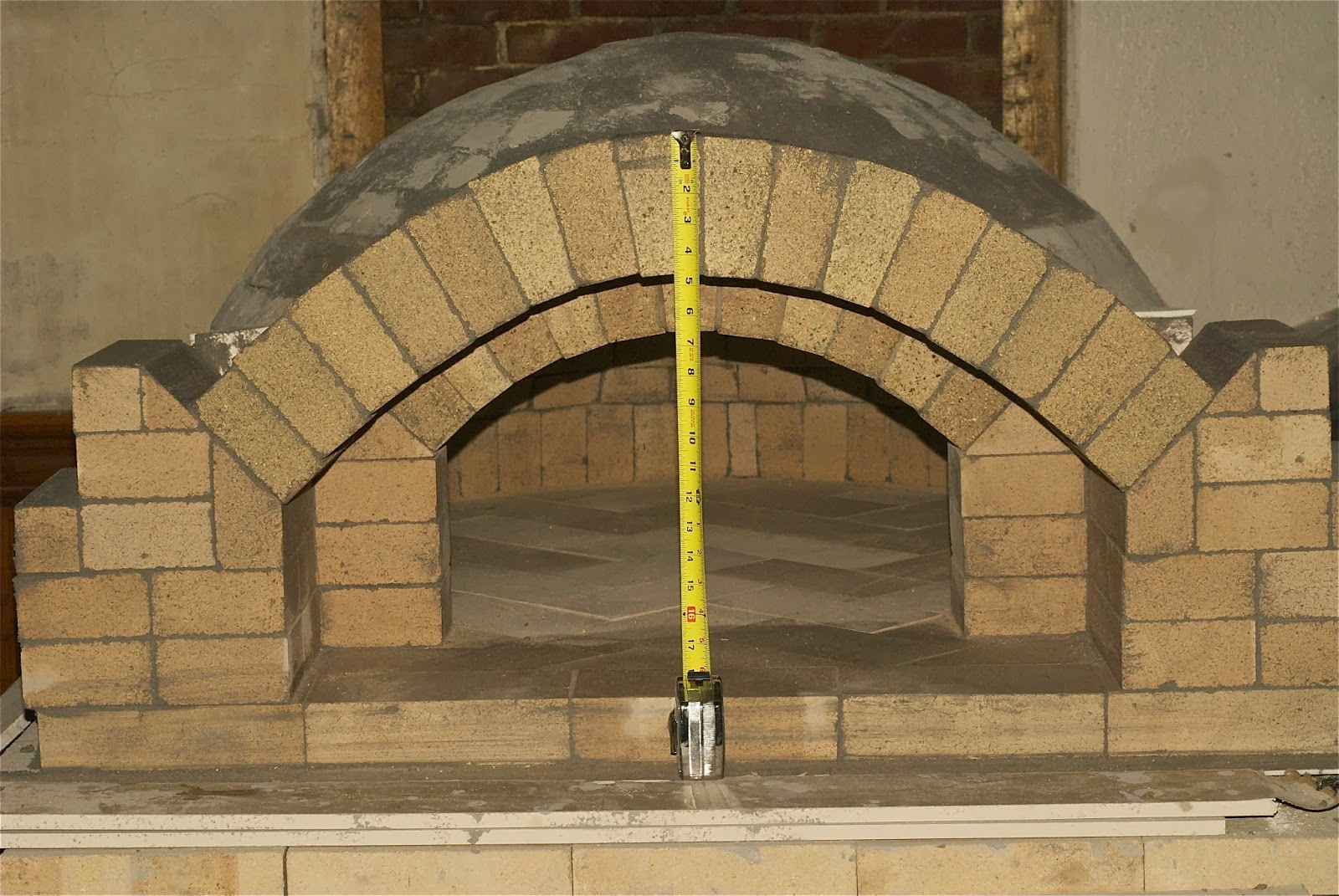 True Brick Ovens Brick Oven Dome Building Revisited