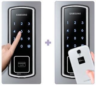 Khóa cửa thẻ từ là hệ thống an ninh thông minh mới hiện nay