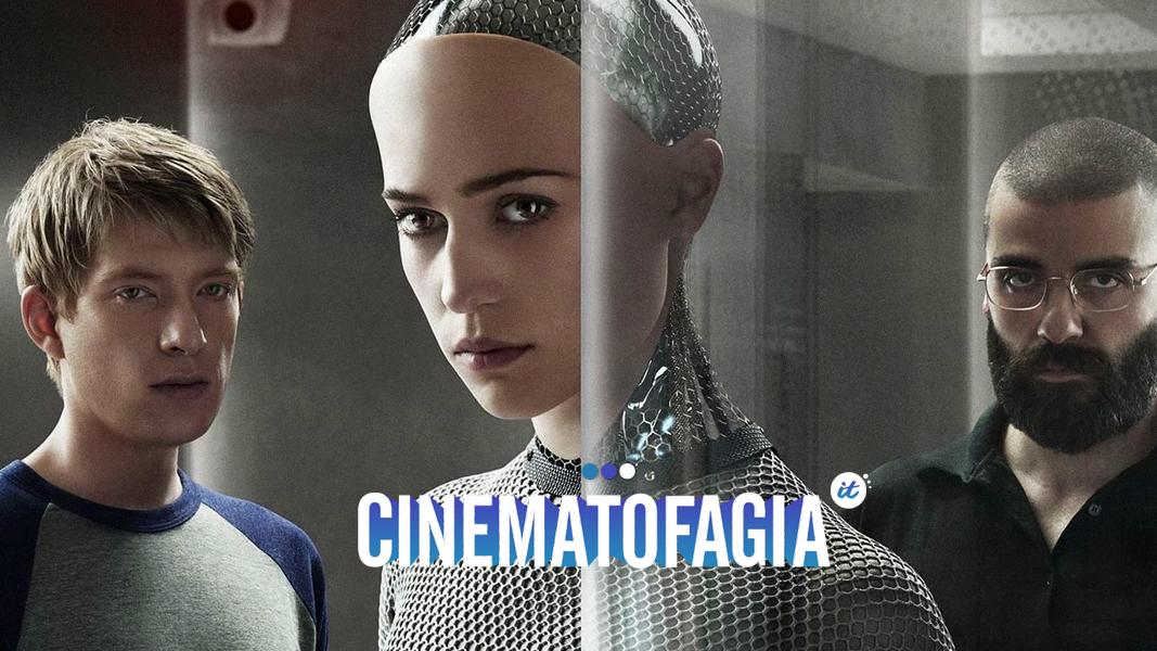 """Vencedor do Oscar de """"Melhores Efeitos Visuais"""", o longa discute machismo, objetificação feminina, síndrome de deus e sexualidade pela carcaça de um robô"""
