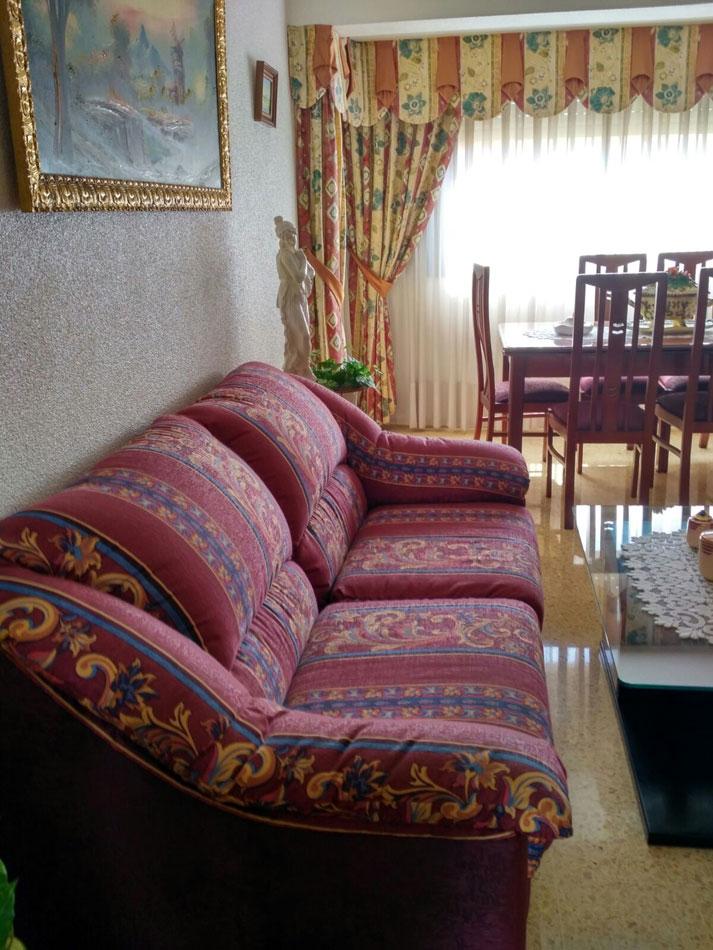 piso en venta calle pintor lopez castellon salon1