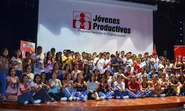 Ministerio de Trabajo capacitó a más de 2 mil jóvenes en condición de pobreza desde enero a la fecha a nivel nacional