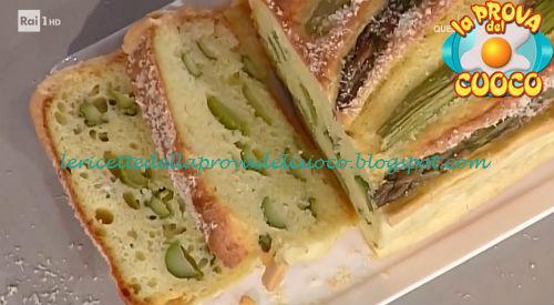 Torta del picnic con asparagi ricetta Moroni da Prova del Cuoco