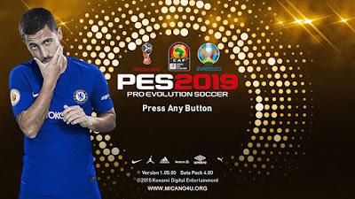 PES 2016 Next Season Patch 2019 Season 2018/2019