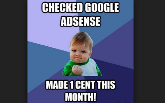 Publisher Google Adsense