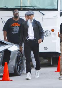 Chris Brown Pants & Shorts Lookbook - StyleBistro |Chris Brown Fashion Style 2013