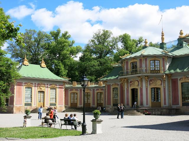 Kina slott på Drottningsholm