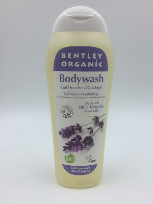 Gel de ducha relajante lavanda Bentley Organic