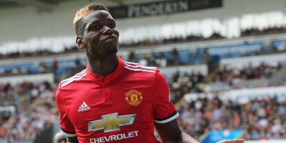 Not Ronaldo, Pogba said Player no back 7 Best MU