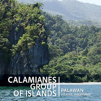 calamianes group of islands