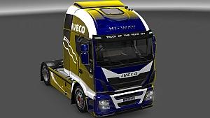 Iveco Hi-Way Metallic paintjob