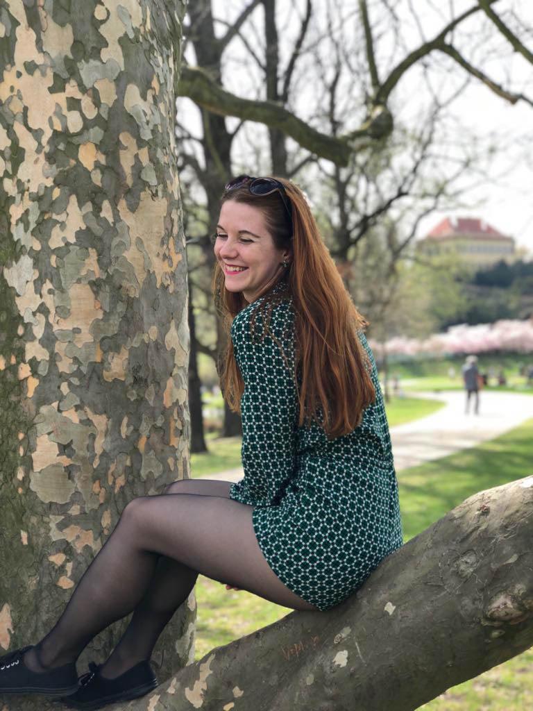 česká módní blogerka, kam vyrazit v Praze, Stromovka