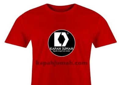 Menjual Baju Kaos Adventure dengan Bahasa Bali