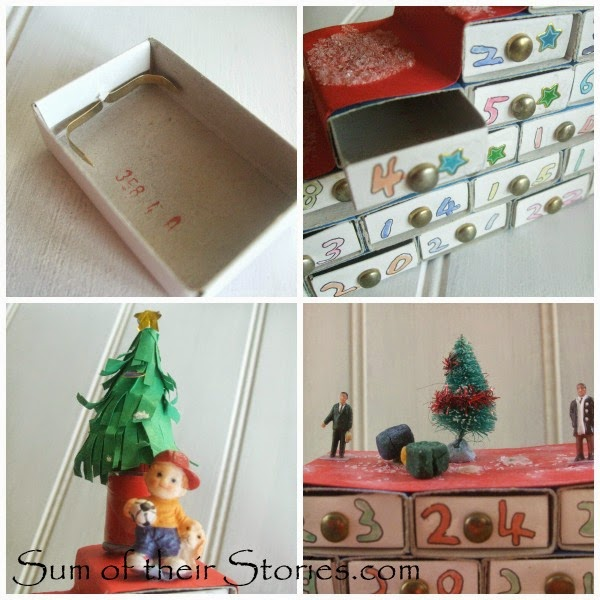 Handmade Advent Calender Inspiration
