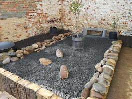 Zen garden make over