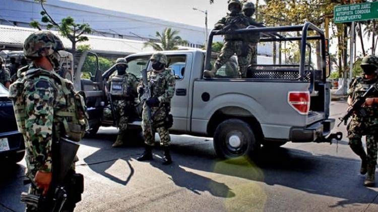 Marinos registran varios enfrentamientos con gatilleros en Nayarit, hay tres detenidos