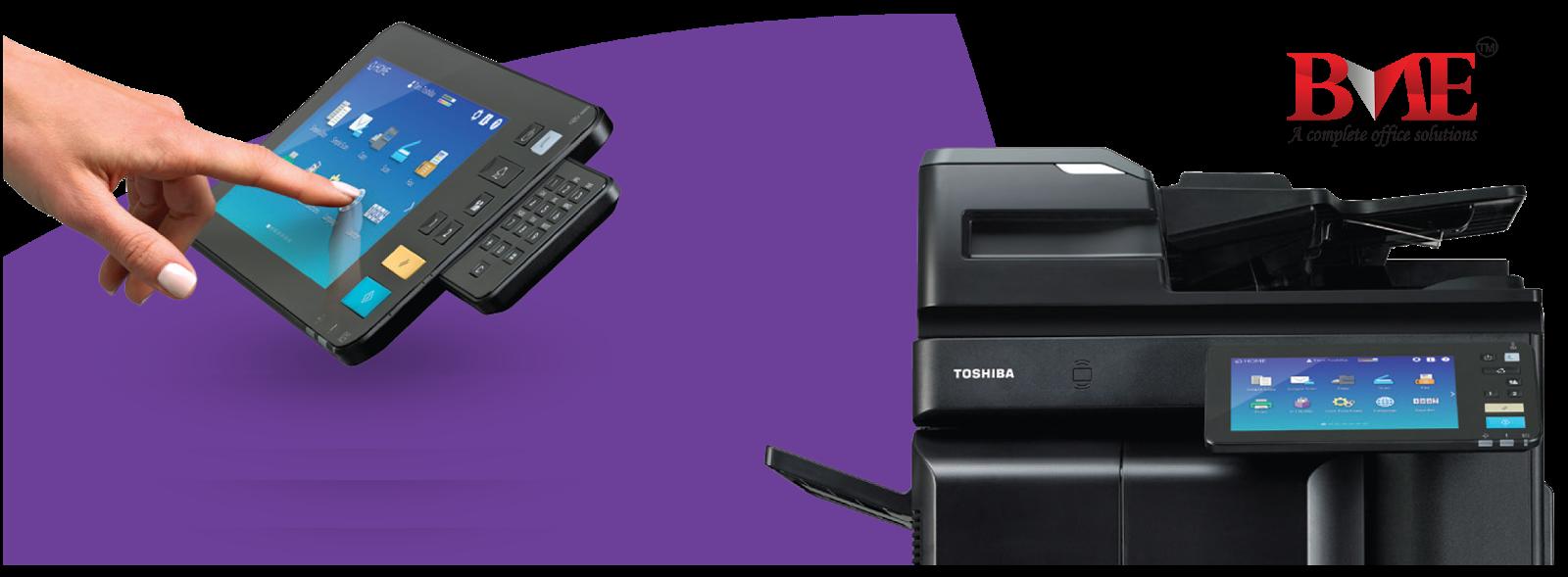 TOSHIBA E STUDIO2505AC 3005AC 3505AC 4505AC 5005AC Series Digital Color Copier Machines A3 Multifunction System 50 Ppm