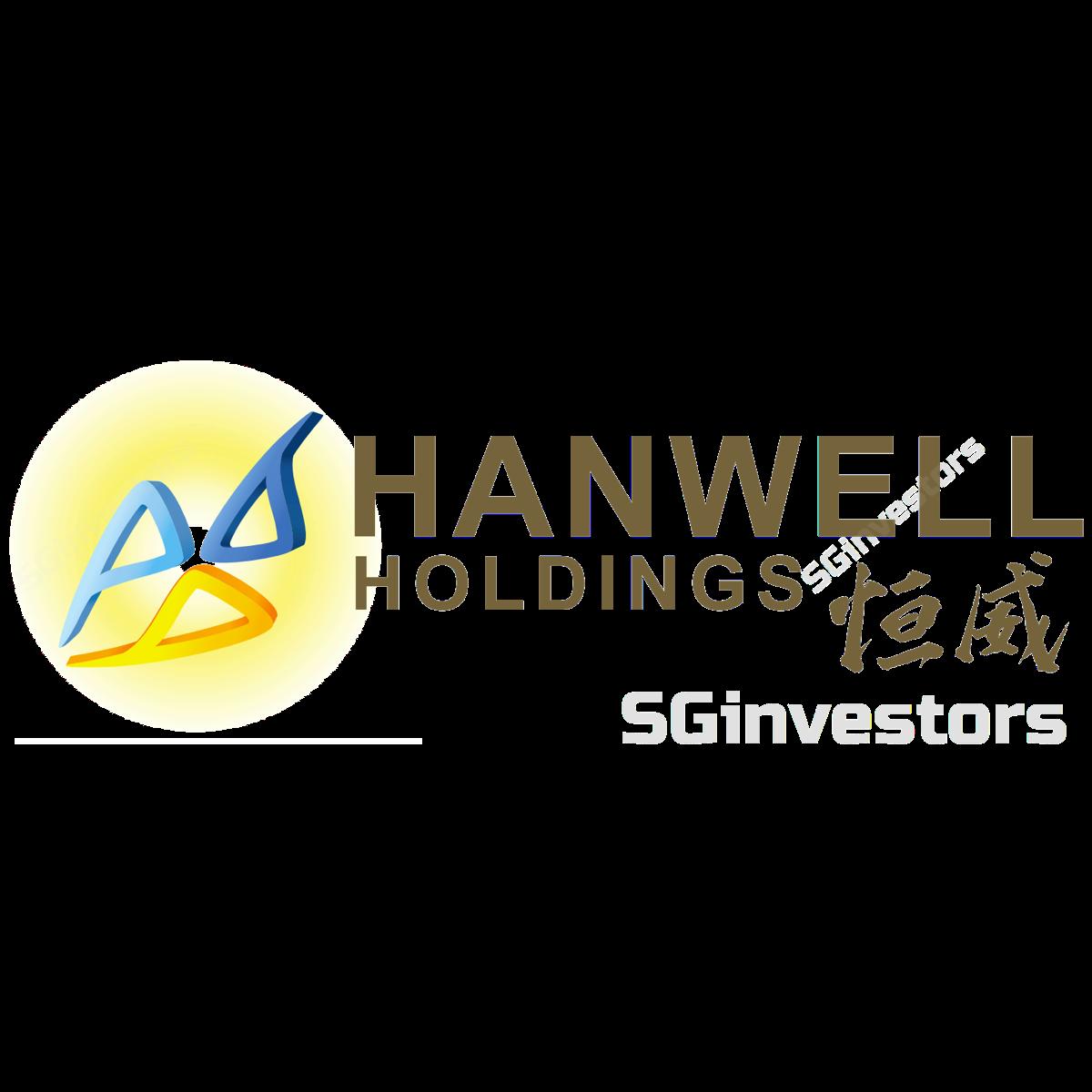 HANWELL HOLDINGS LIMITED (SGX:DM0) @ SGinvestors.io
