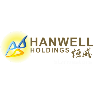 HANWELL HOLDINGS LIMITED (DM0.SI) @ SG investors.io