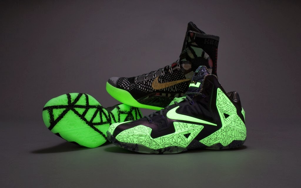 011e5e0d145 As always Nike delivers real heat with the Lebron 11