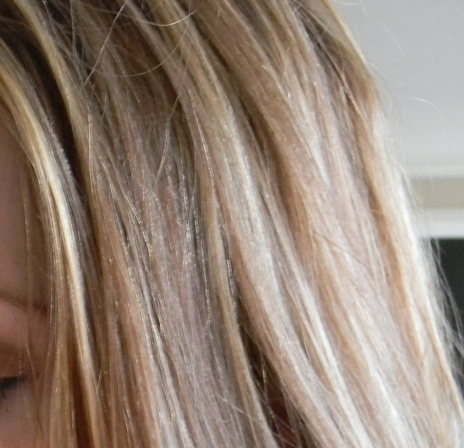 John Frieda Go Blonder Shampoo And Conditioner On Brown