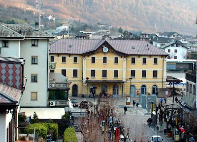 Qué ver en Tirano. Italia