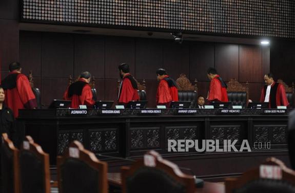 Ini Perbedaan Pendapat 4 Hakim Konstitusi Soal Putusan Pasal Kesusilaan