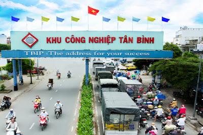 Vận chuyển hàng từ KCN Tân Bình đi Hà Nội