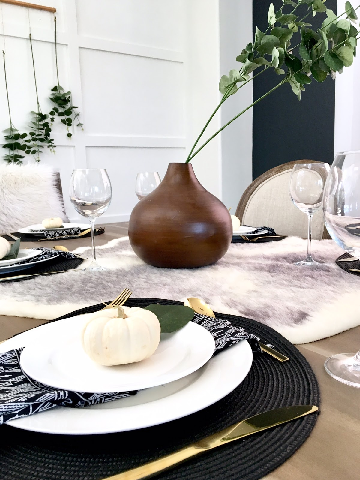 Modern Fall Decor Ideas Harlow And Thistle 7