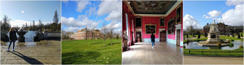 Jardins e Palácio de Kensington