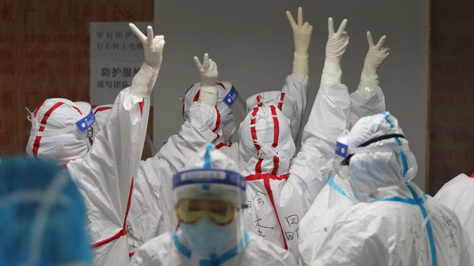 Ya no hay pacientes de coronavirus internados en Wuhan