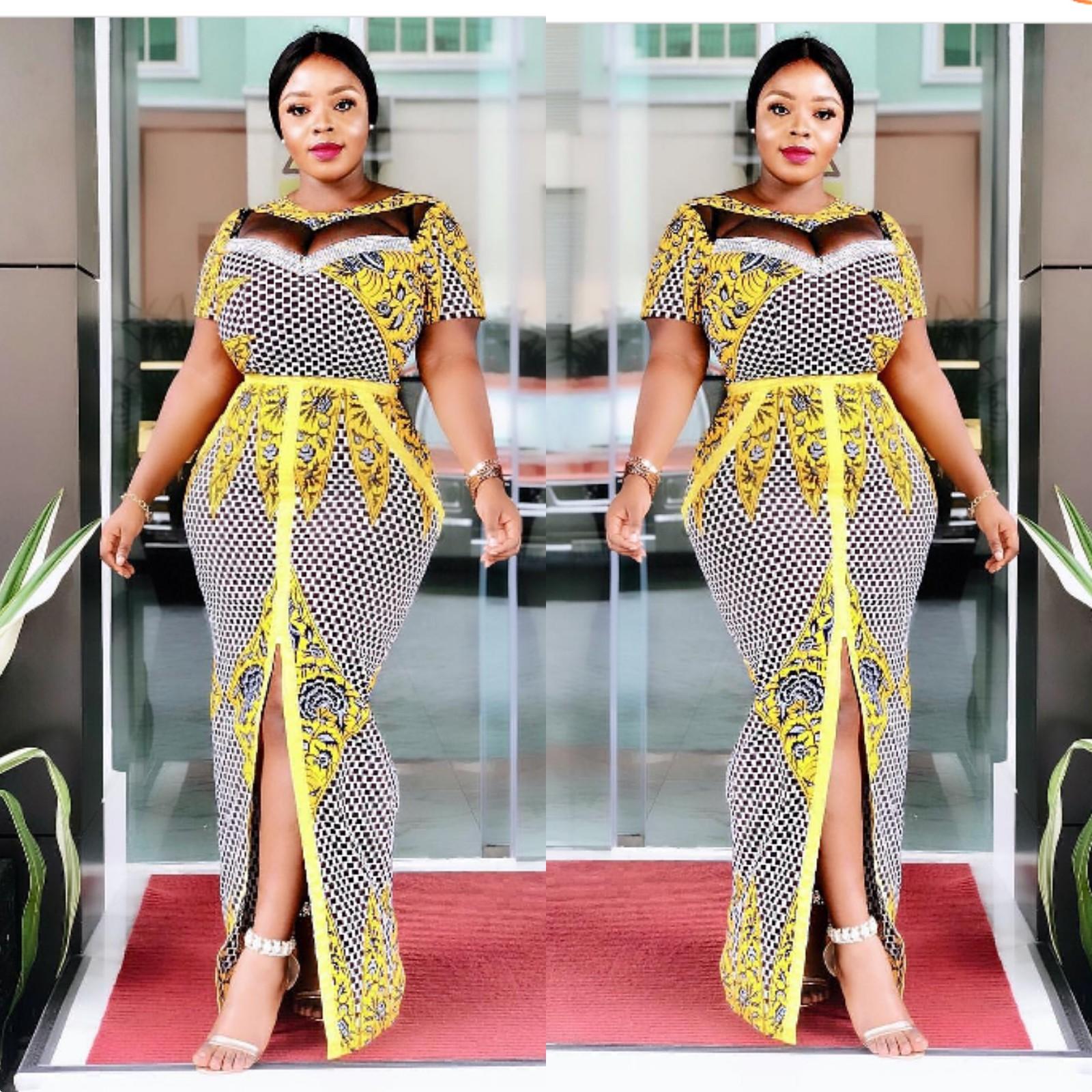 Latest African Chitenge Styles Fashenista