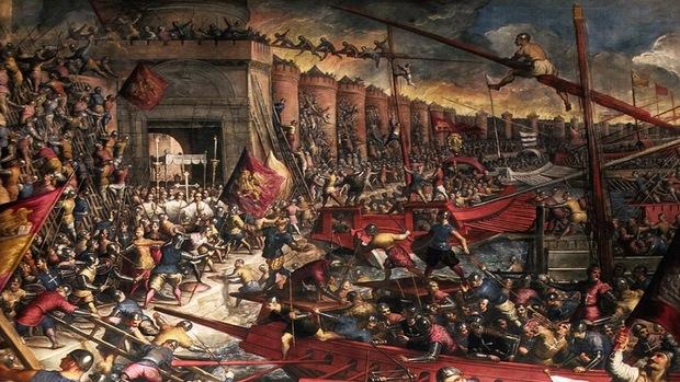 penyerangan konstantinopel oleh pasukan salib