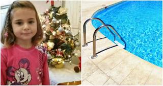 Σοκαρισμένη η μητέρα της 4χρονης που πνίγηκε σε πισίνα ξενοδοχείου: «Εγώ φταίω, δεν την πρόλαβα»