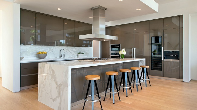 Casas Minimalistas Y Modernas Cocinas Modernas Y Minimalistas