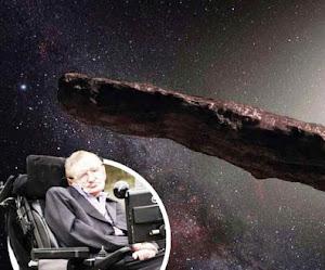 Oumuamua: Astrónomos Insisten Que Es Una Nave Extraterrestre