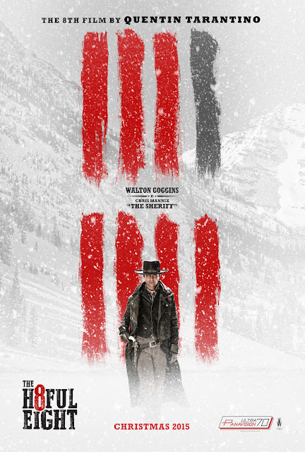 The Hateful Eight Walton Goggins  Chris Mannix The Sheriff