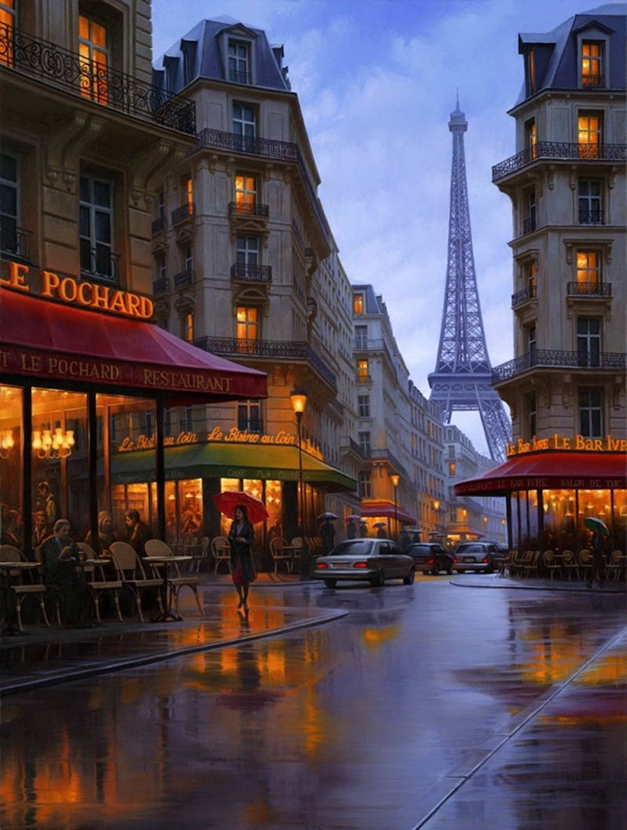 06-Alexey-Butyrsky-Architecture-in-Paintings-of-Cityscapes-at-Night-www-designstack-co
