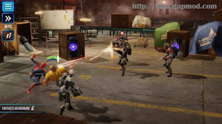 Download MARVEL Strike Force v0.2.0 Apk