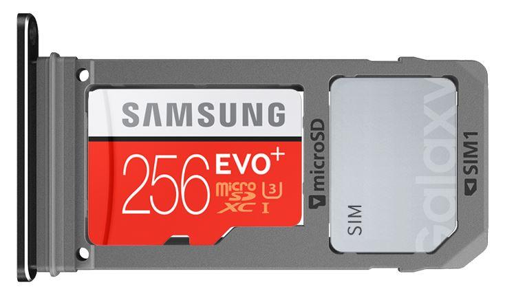 Samsung Galaxy Note7: è espandibile la memoria? Supporta le MicroSD?