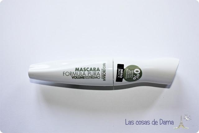 Formula Pura Deborah Milano maquillaje